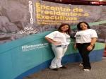 Presidente e executiva da ACEAP participam de encontro na FEDERAMINAS