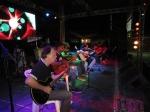 Grupo de Violões da Casa da Cultura encanta mais uma vez o público do Festival Gastronômico