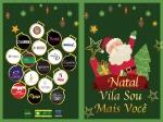 Aceap e empresários inauguram o Natal Vila Sou Mais Você