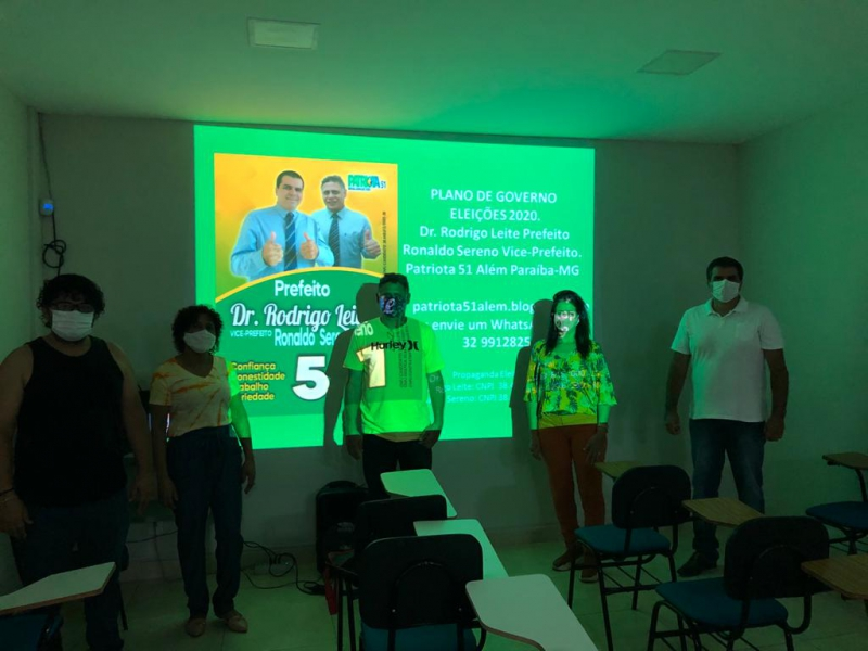 Rodrigo Leite e Ronaldo Sereno apresentam suas propostas na ACEAP
