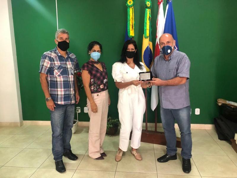 ACEAP recebe homenagem do SEBRAE por seu destaque Estadual e Nacional